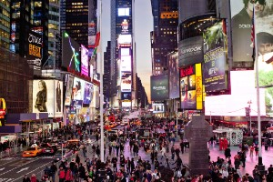 3. Times Square (Nueva York)
