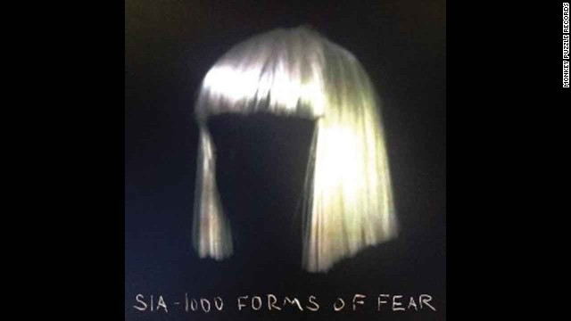 """Record of the year nominee: """"Chandelier"""" by Sia"""