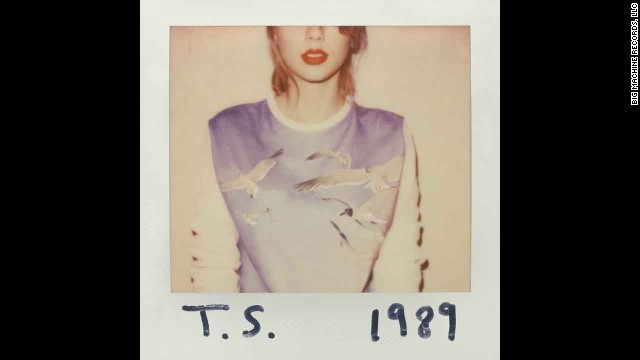 """Record of the year nominee: """"Shake It Off"""" by Taylor Swift"""