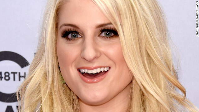 """Song of the year nominee: """"All About That Bass"""" by Meghan Trainor"""