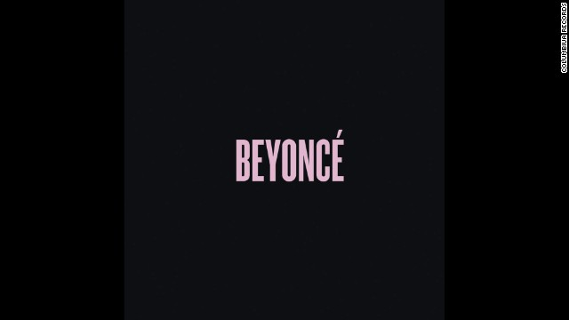 """Album of the year nominee: """"Beyonce"""" by Beyonce"""