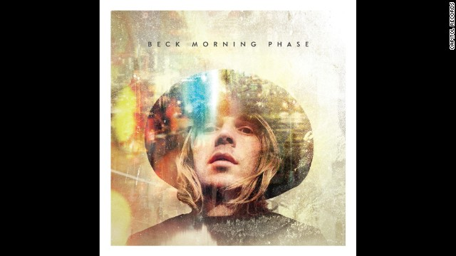 """Album of the year nominee: """"Morning Phase"""" by Beck"""