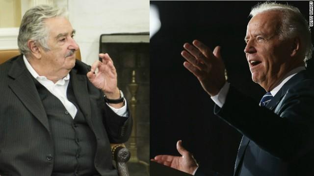 La relación Biden-Mujica, clave en el traslado de presos de Guantánamo a Uruguay