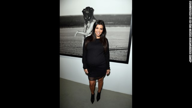"It's another boy for Kourtney Kardashian. The ""Keeping Up with the Kardashians"" star is expecting her third child with partner Scott Disick and revealed the sex during Sunday's episode of her other E! reality show ""Kourtney and Khloe Take the Hamptons."" The new arrival will join son Mason, 5, and daughter Penelope, 2."
