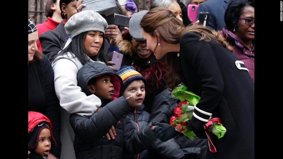 La visita de Guillermo y Catalina a EE.UU.
