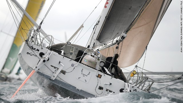 A transatlantic single-handed yacht race, the Route du Rhum takes places every four years. The course runs between Saint Malo, Brittany, France and Pointe-à-Pitre, Guadeloupe.