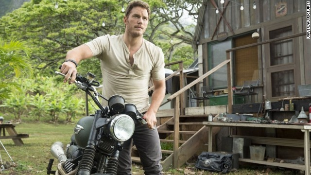 Chris Pratt stars as Owen in