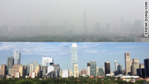 What LA can teach Beijing about smog