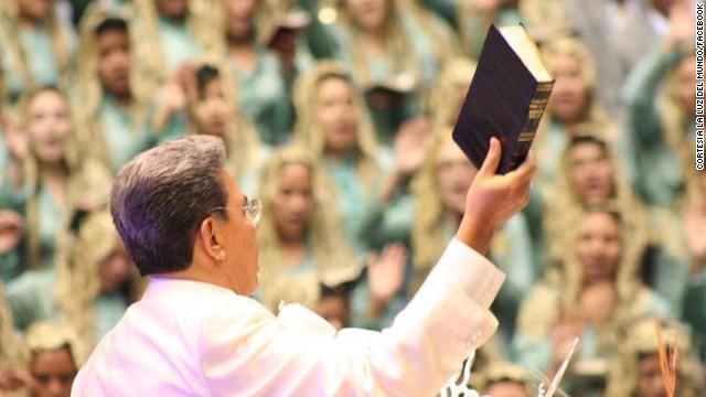 Muere el líder de la Iglesia la Luz del Mundo