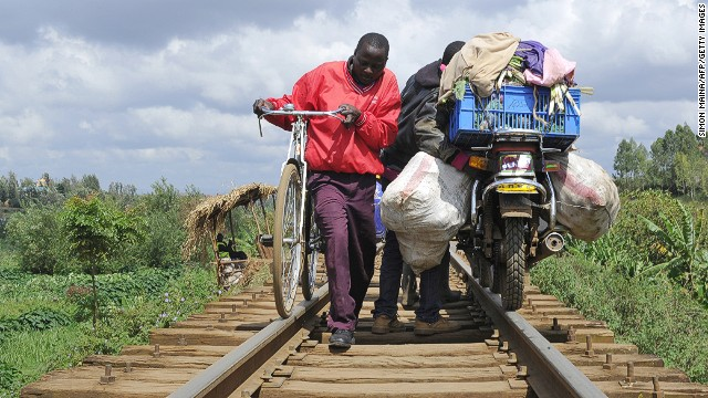 While the railways themselves may have seen better days, the Indian community in Kenya has flourished by and large.