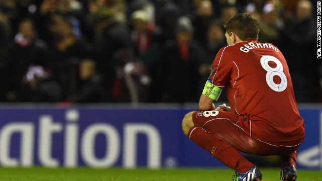 Despite frantic late pressure, Liverpool was unable to find a dramatic winner and will now play in the Europa League.