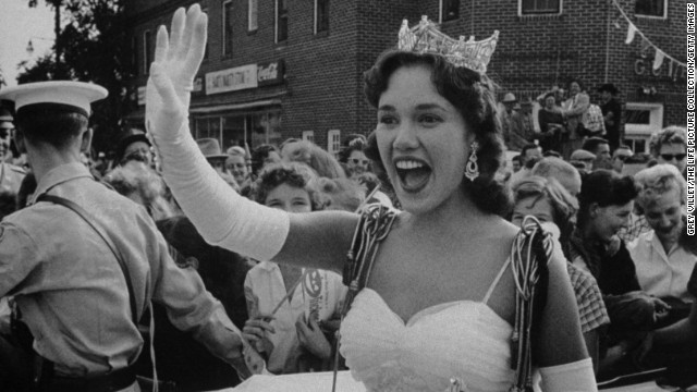 Mary Ann Mobley, the first Miss America from Mississippi, who turned that achievement into a movie career, has died after battling breast cancer. She was 77.