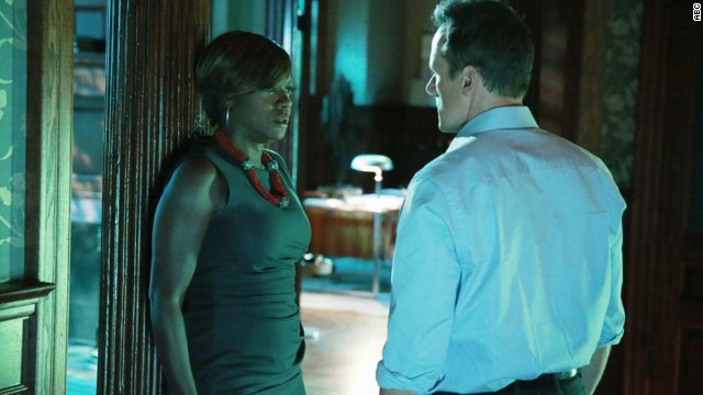 """<strong>Outstanding performance by a female actor in a drama series: Viola Davis</strong>, """"How to Get Away with Murder"""" (pictured); <strong>Claire Danes</strong>, """"Homeland""""; <strong>Julianna Margulies</strong>, """"The Good Wife""""; <strong>Tatiana Maslany</strong>, """"Orphan Black""""; <strong>Maggie Smith</strong>, """"Downton Abbey""""; <strong>Robin Wright</strong>, """"House of Cards."""""""