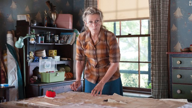 "<strong>Outstanding performance by a female actor in a television movie or miniseries: Frances McDormand</strong>, ""Olive Kitteridge"" (pictured); <strong>Ellen Burstyn</strong>, ""Flowers in the Attic""; <strong>Maggie Gyllenhaal</strong>, ""The Honorable Woman""; <strong>Julia Roberts</strong>, ""The Normal Heart""; <strong>Cicely Tyson</strong>, ""The Trip to Bountiful."""