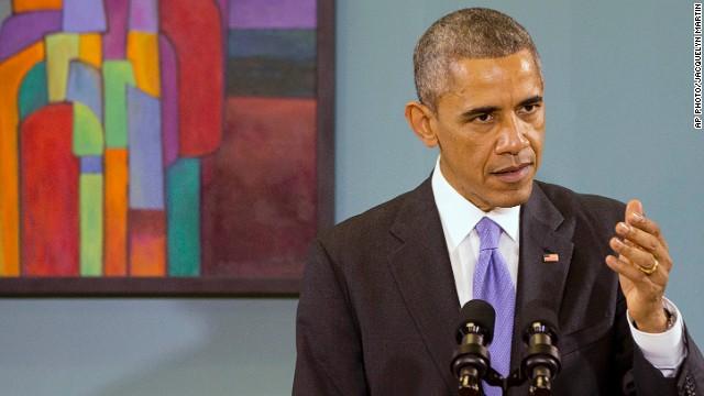Obama promulgaría sanciones a funcionarios de Venezuela si pasan la Cámara