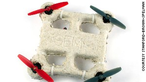 NASA's biodegradable drone flies and dies
