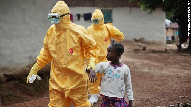 ¿Quiénes son los héroes en la lucha contra el ébola?