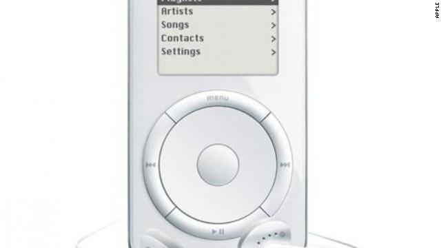 La evolución del iPod