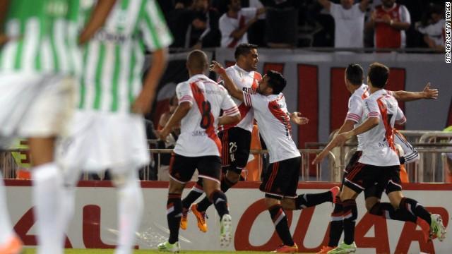 River Plate, campeón de la Copa Sudamericana