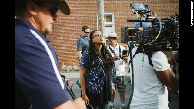 "Best director: Ava DuVernay, ""Selma"" (pictured); Wes Anderson, ""The Grand Budapest Hotel""; David Fincher, ""Gone Girl""; Alejandro Gonzalez Inarritu, ""Birdman""; Richard Linklater, ""Boyhood."""