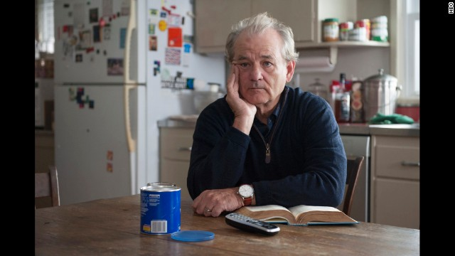 "Best supporting actor in a series, mini-series or TV movie: Bill Murray, ""Olive Kitteridge"" (pictured); Matt Bomer, ""The Normal Heart""; Alan Cumming, ""The Good Wife""; Colin Hanks, ""Fargo""; Jon Voight, ""Ray Donovan."""