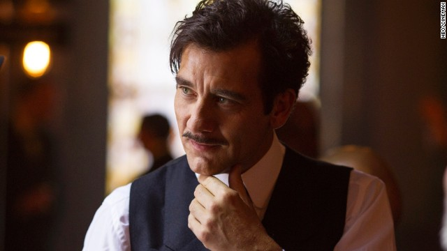 "Best actor in a TV series -- drama: Clive Owen, ""The Knick"" (pictured); Liev Schreiber, ""Ray Donovan""; Kevin Spacey, ""House of Cards""; James Spader, ""The Blacklist""; Dominic West, ""The Affair."""