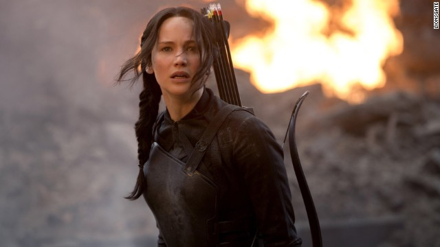 "Best original song: ""Yellow Flicker Beat,"" ""The Hunger Games: Mockingjay -- Part I"" (pictured); ""Big Eyes,"" ""Big Eyes""; ""Glory,"" ""Selma""; ""Mercy Is,"" ""Noah""; ""Opportunity,"" ""Annie."""