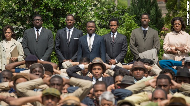 "The nominees for the 72nd Golden Globe Awards were announced on December 11, and Ava DuVernay's Martin Luther King biopic ""Selma"" (pictured) is up for best dramatic motion picture. It's competing against ""Boyhood,"" ""Foxcatcher,"" ""The Imitation Game"" and ""The Theory of Everything."""