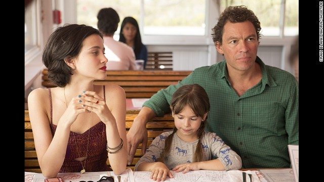 "Best TV series -- drama: ""The Affair"" (pictured), ""Downton Abbey,"" ""Game of Thrones,"" ""The Good Wife,"" ""House of Cards."""