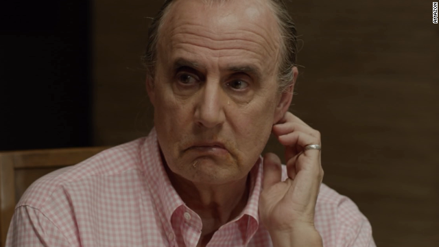 "Best actor in a TV series -- comedy: Jeffrey Tambor, ""Transparent"" (pictured); Louis C.K., ""Louie""; Don Cheadle, ""House of Lies""; Ricky Gervais, ""Derek""; William H. Macy, ""Shameless."""