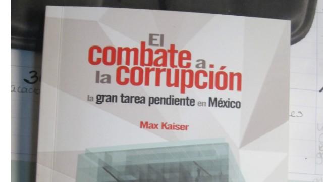 ¿Cómo combatir la corrupción en México?
