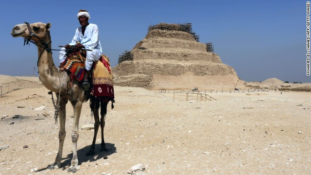One traveler asked whether the sand in Egypt would affect her asthma.