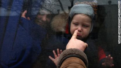 Ukraine: 1.7M children suffer in conflict