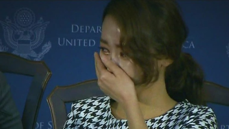 N. Korea defector: I saw my father wither away - CNN.com Video | 768 x 432 jpeg 46kB