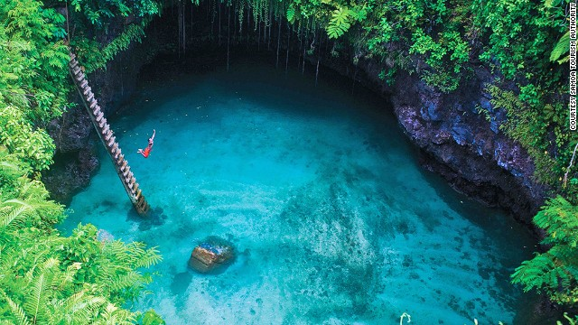 New to California-based Ethical Traveler's annual list of most ethical destinations, Samoa recently co-signed a $  1 million project for improving biodiversity and managing threats of climate change.