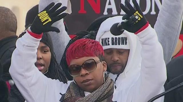 Miles de personas realizan 'mega marcha' en EE.UU. contra la injusticia racial