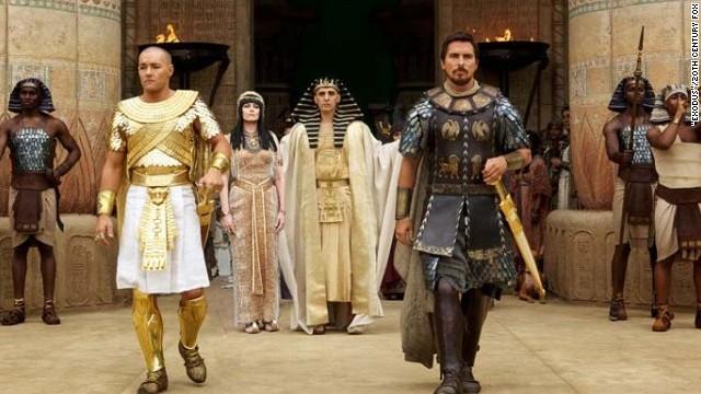 Egipto prohíbe ahora la película Exodus
