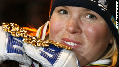 Gay skiing legend: We need support