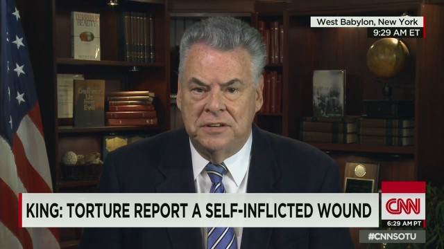 Sotu Behind Scenes >> Rep. Peter King: CIA did an excellent job – State of the Union - CNN.com Blogs