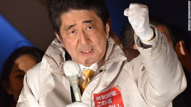 Primer ministro de Japón obtendría una arrolladora victoria en las elecciones