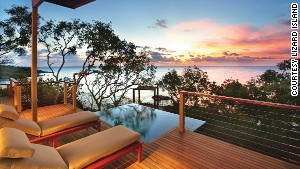 After a massive renovation, more villas at Lizard Island will have private plunge pools.