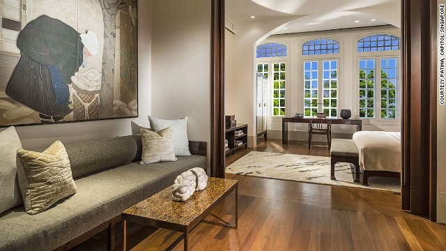 Patina, Capitol Singapore will occupy two heritage-listed buildings: the Capitol Building and Stamford House. Staff double as concierges to create personal experiences for guests.