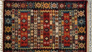 Magic and mystery of Pirot carpets