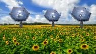 Una central solar para lugares remotos