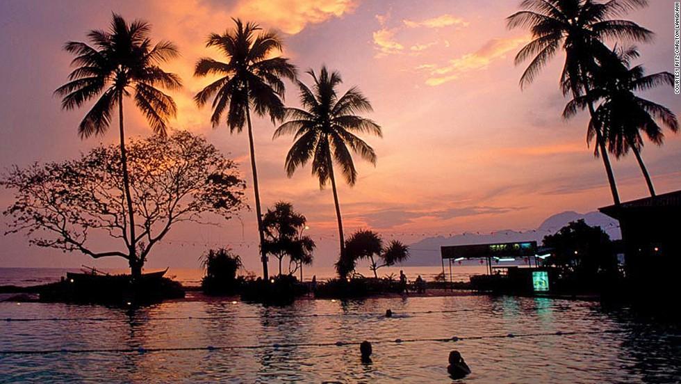 Ritz-Carlton, Langkawi (Malasia)