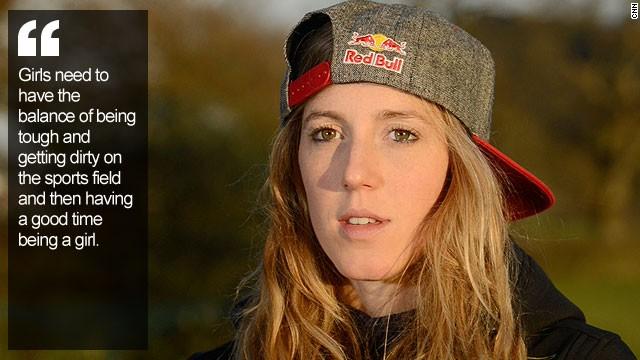 Блог компании Триал-Спорт: GT: История Рэйчел Афертон