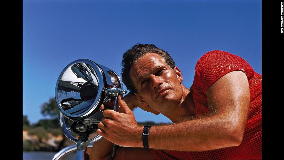 La otra imagen de Hollywood en la lente de Phil Stern