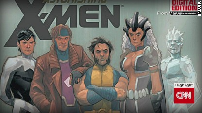 From legal eagle to 'X-Men'