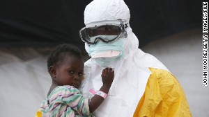 You role in ending the Ebola outbreak