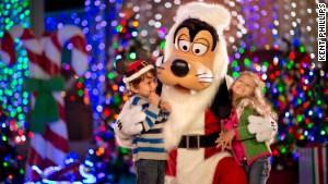 Though some of his neighbors didn't care for Jennings Osborne's Christmas lights, his show wound up at Disney's Hollywood Studios in Florida.